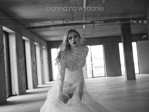 Pannanawydaniu.com.pl - suknie ślubne