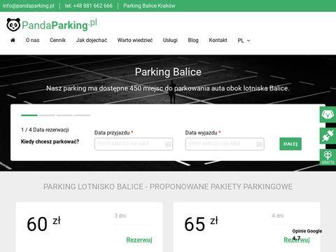Pandaparking.pl