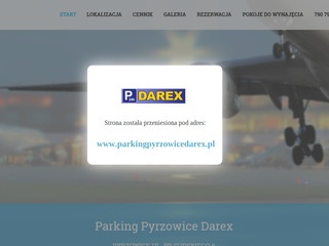 Parkingdarex.pl - Pyrzowice