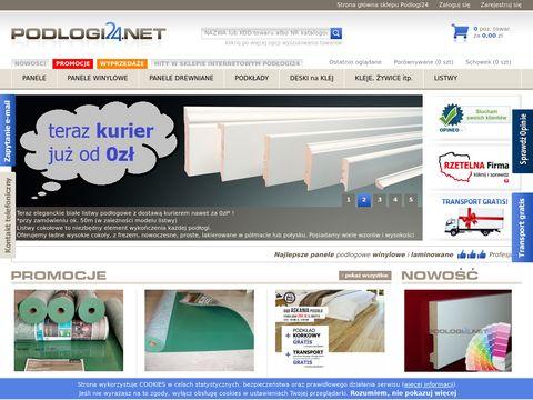 Podlogi24.net Sklep z panelami quick-step