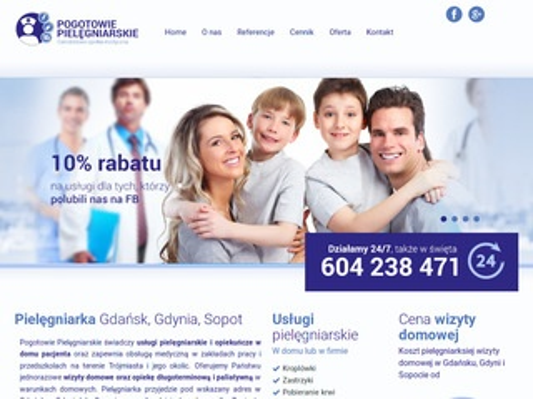 Pogotowie-pielegniarskie.pl kroplówki