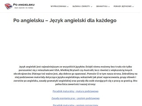 Poangielsku.com