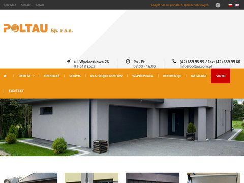 Poltau.com.pl szlabany Łódź