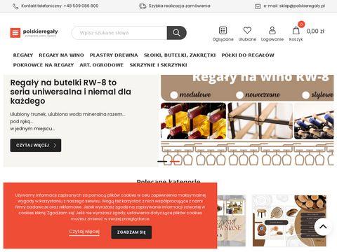 Polskieregaly.pl metalowe