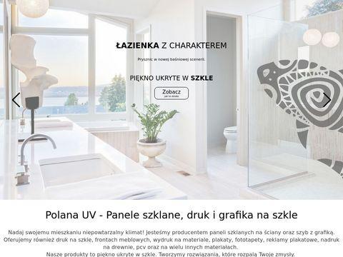 Polanauv.pl - panele szklane Poznań