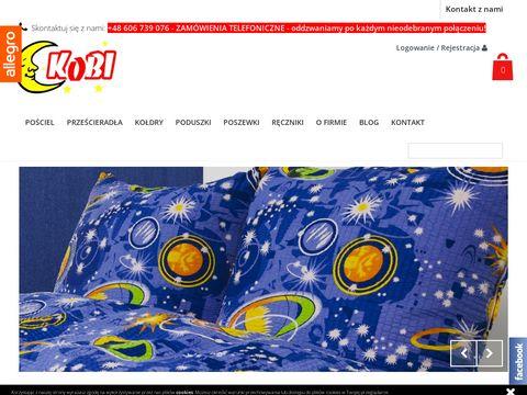 Posciel-kobi.pl producent
