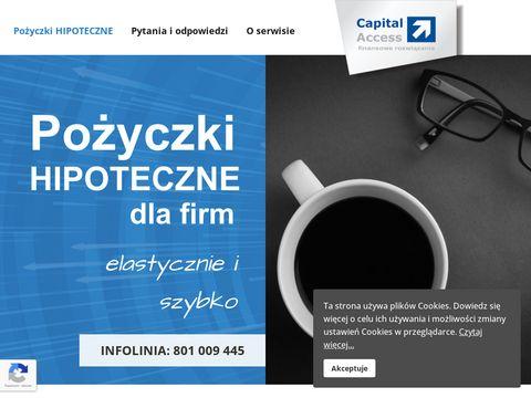 Pozyczkihipoteczne.biz dla firm