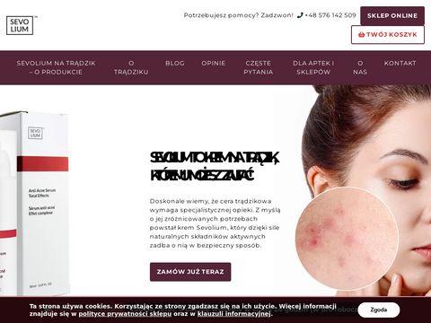 Poznajsevolium.pl na pryszcze