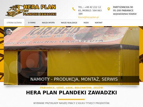 Plandeki-zawadzki.com.pl