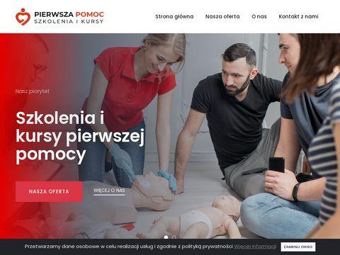 Pierwsza pomoc Toruń - szkolenia