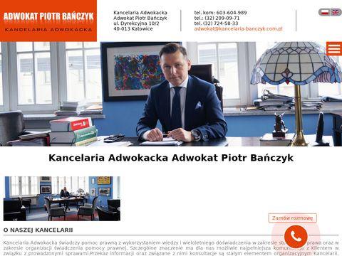 Piotrbanczyk.pl adwokat odszkodowanie