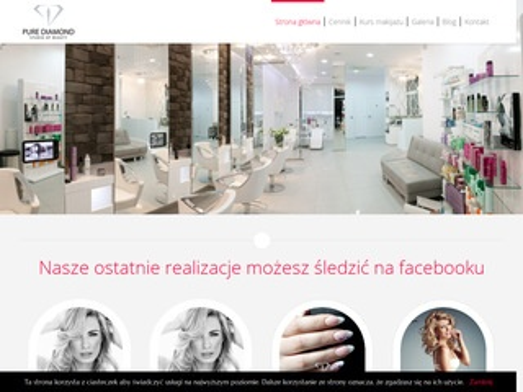 Pure Diamond kurs makijażu Kraków