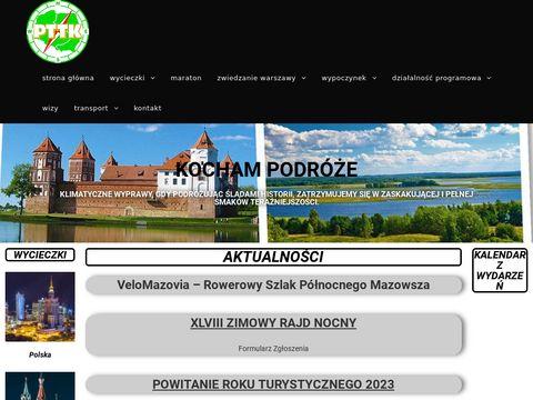 Pttk.com.pl wycieczki Rosja