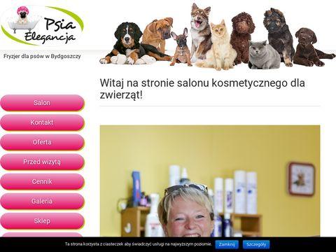 Psia Elegancja - psi fryzjer w Bydgoszczy