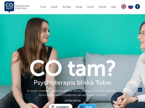 Psychoterapiacotam.pl przychodnia