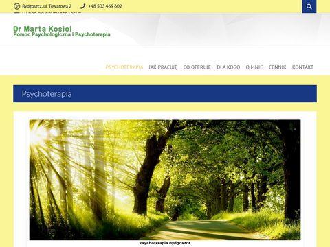 Psychoterapia.top Bydgoszcz prywatnie