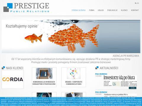 Prestigepr.pl
