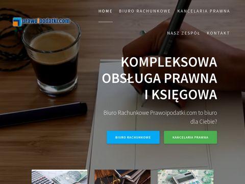 Prawoipodatki.com księgowość Lublin