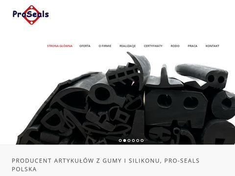 Proseals.pl - uszczelki EPDM