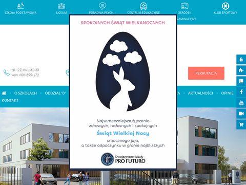 Profuturo.edu.pl prywatna szkoła podstawowa