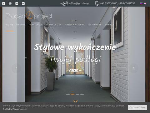 Prodanproject.com listwy przypodłogowe