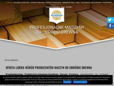 Dariusz Prochera narzędzia szlifierskie