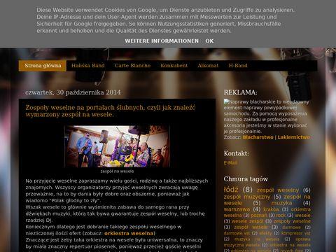 Zespoly-muzyczne.blogspot.com
