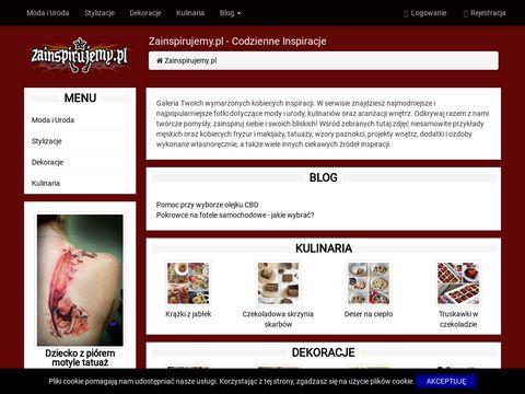 Zainspirujemy.pl - uroda inspiracje