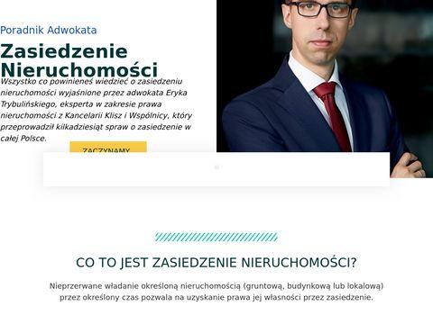 Zasiedzenie-nieruchomosci.pl w dobrej wierze