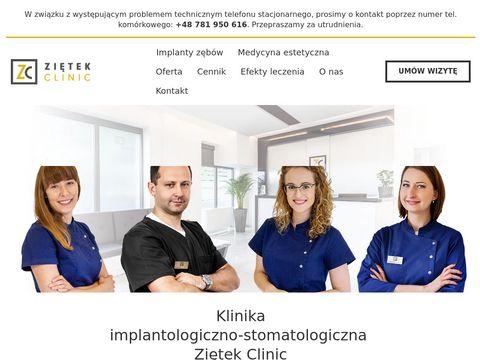 Zietekclinic.com