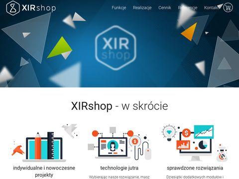 Xirshop.pl - sklepy