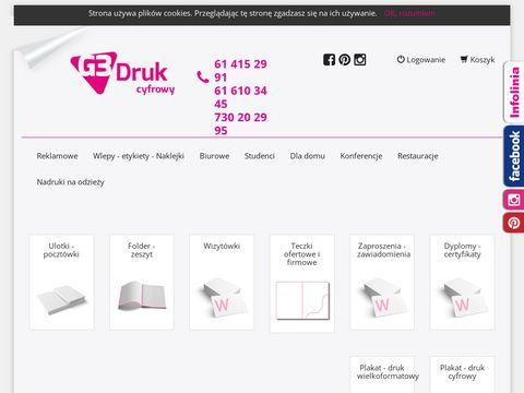 G3druk.pl Poznań
