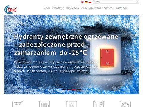 Gras.pl skrzynka hydrantowa
