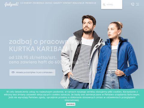 Feelgood.pl odzież reklamowa kurtki
