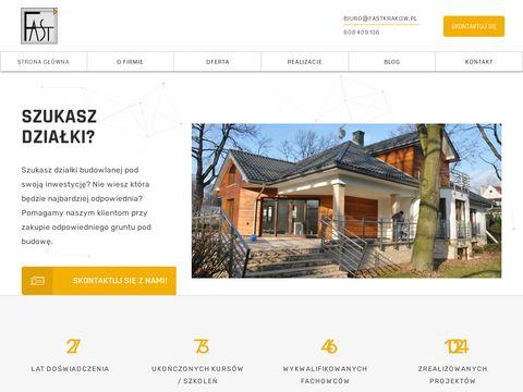 Fastkrakow.pl prace i usługi budowlane