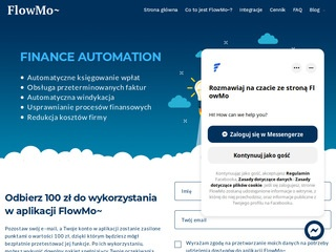 Flowmo.app windykacja należności b2b