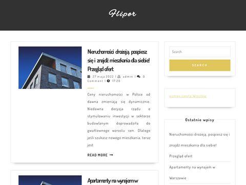Fliper.nieruchomosci.pl monitor