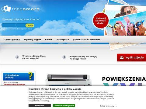 Fotosmart.com.pl wywołanie zdjęć