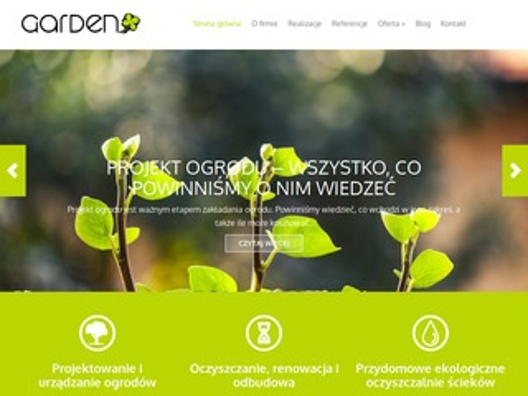 Firmagarden.pl usługi ogrodnicze Białystok