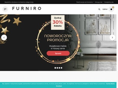 Furniro.pl meble od projektantów