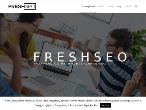 Freshseo.pl agencja SEO Wrocław