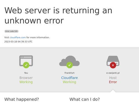 E-owijarki.pl maszyny do pakowania i owijania