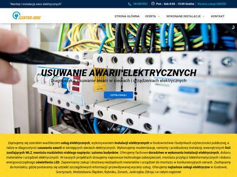 Elektro-zone.pl elektryk Rybnik