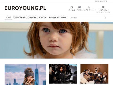 Euroyoung.pl moda dla dzieci