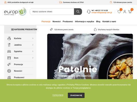 Europ24.pl garnki i akcesoria do kuchni
