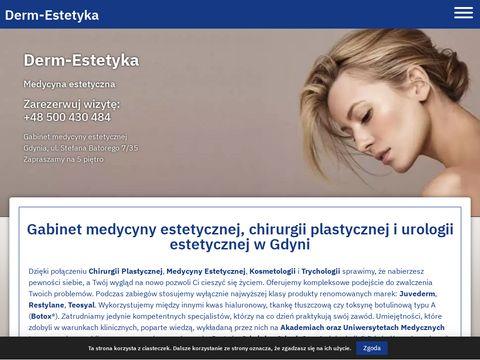 Derm-estetyka.pl gabinet medycyny