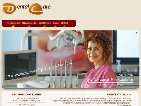 Dentysta-stomatolog.konin.pl