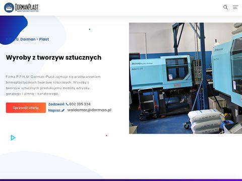 Dorman.pl wyroby z tworzyw sztucznych