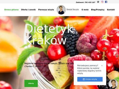 Dietetykskoczylas.pl Kraków