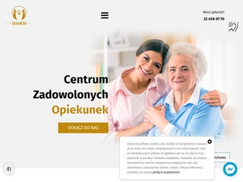 Diamedi.pl agencje pracy dla opiekunek
